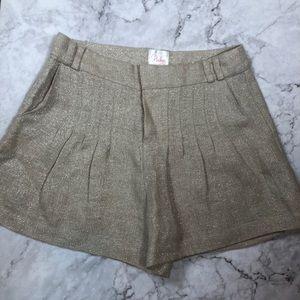 Parker linen shorts